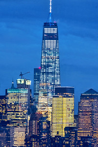 One World Trade -Twlight Hour