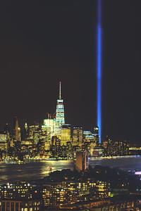 NY-NJ Cityscape-Tribute in Light