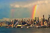 NYC Rainbows in the Skies