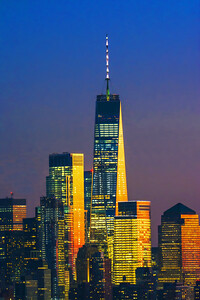 Sundown Gold on ONe World Trade