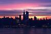 NYC Dawn Skies