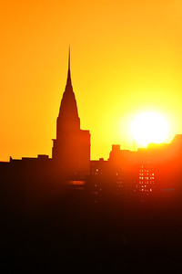 NYC-Chrysler Bldg Sunrise