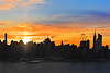 NYC Sunrise after the Storm