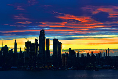 NYC Sunrise Blues