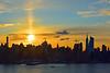 NYC Post-Storm Sunrise