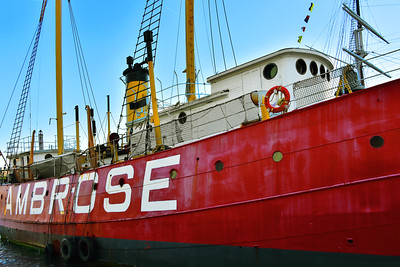 The Ambrose Lightship NYC