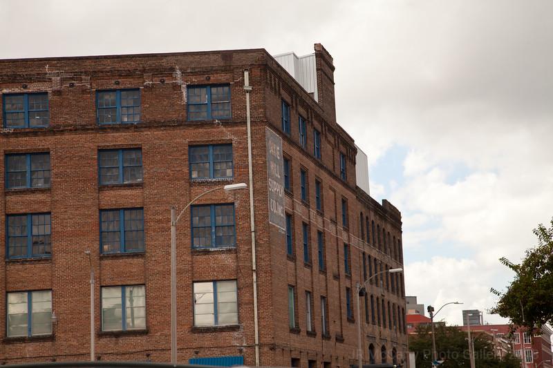 New Orrleans Warehouse area
