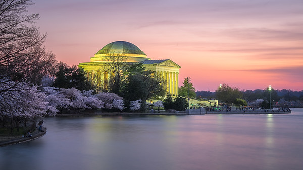 Jefferson Memorial – Washington, D.C.