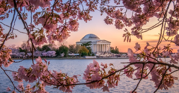 Jefferson Memorial – Washington, D.C.