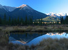 Morning at Vermillion Lakes<br /> Banff National Park, Alberta, Canada