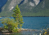 Lake Minnewanka<br /> Banff National Park, Alberta, Canada