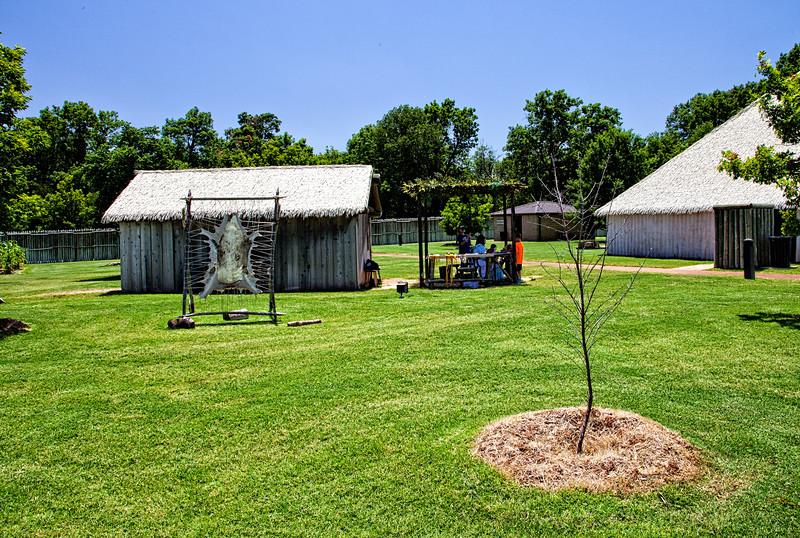 Chicksaw Cultural Center