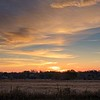 Our visit  to Oklahoma on 31 Oct 2020, we were treated to a great sunrise and sunset.