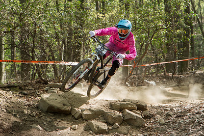 Down Hill Mountain Bike Race