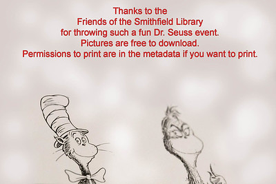 Dr Seuss permissions