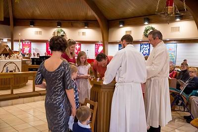 Kleiber Baptism -18