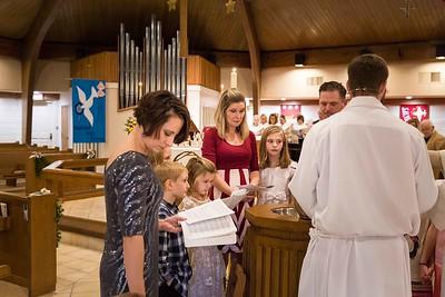 Kleiber Baptism -12
