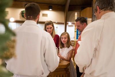 Kleiber Baptism -8