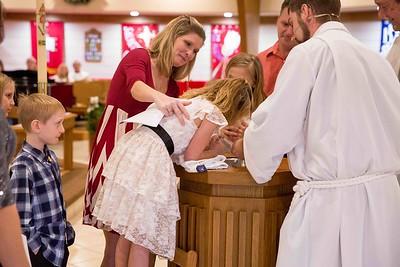 Kleiber Baptism -28