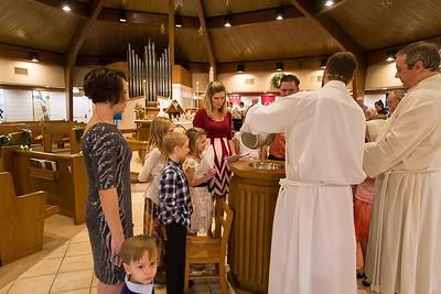 Kleiber Baptism -13