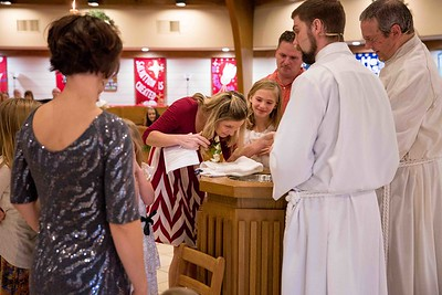 Kleiber Baptism -25