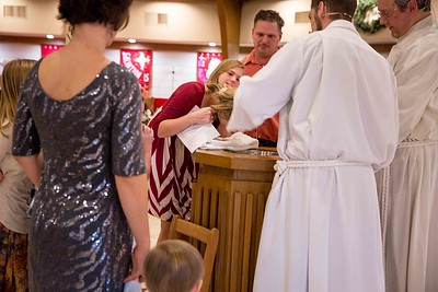 Kleiber Baptism -23