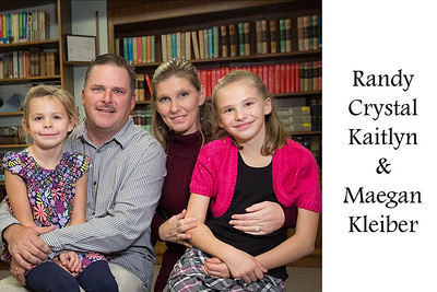 Kleiber Randy Crystal Kaitlyn Maegan 4x6