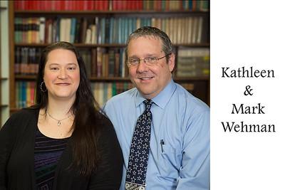 Kathleen & Mark Wehman 4x6