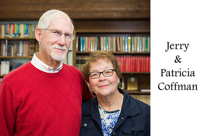 Jerry & Patricia Coffman 4x6