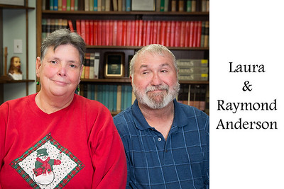 Laura and Raymond Anderson 4x6