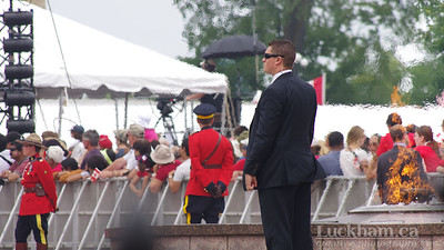 Security at the Flame