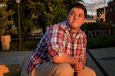 Hunter  Senior Pics 7