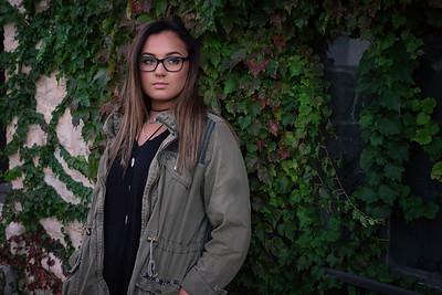 Chloe Senior Pic Sneak Peek 9