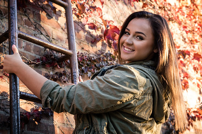 Chloe Senior Pic Sneak Peek 8