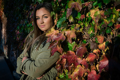 Chloe Senior Pic Sneak Peek 13