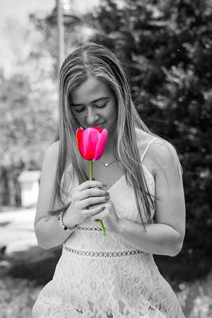 _DSC1449-56 BW Color Tulip