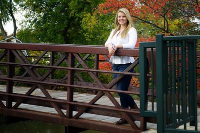 Ali Standing on Bridge