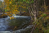 Cordova waterfall landscape