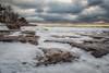 Presqu'ile Provincial Park shoreline, December 20,2016, Canon 6D,1/6 sec, F16,ISO 50