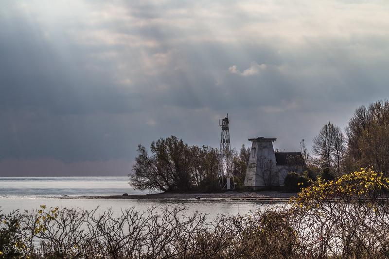 Prince Edward Point Lighthouse, October 23 2011