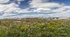 Fortress of Louisbourg, Louisbourg, Cape Breton, Nova Scotia, Sept 04 2015, Canon 6D, 24-105mm, 1/125, F 10.0, ISO 125, Stiched Panorama (10 shots)