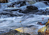 Cordova Falls, Fall landscape, October 11, 2020, Sony AR74, 1/3 sec, F22, ISO 80