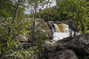Waterfall, Riviere du Loup, Quebec, Sept 05 2013,#6489,Canon 6D-24-105mm-1/200-F10-ISO500-LR5