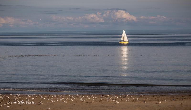 Tadoussa Bay, Quebec, Sept 3 2013,#6131, Canon 6D-24-105mm-1/125-F8.0-ISO50-LR5