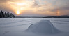 Galeairy Lake sunset, Whitney, February 27, 2019, Canon EOS R, 24-105mm, 1/30, F16, ISO 50