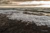 Ice,Sandbanks Provincial Park, February 21 2016, Canon 6D 1/4 sec, F16, ISO 50