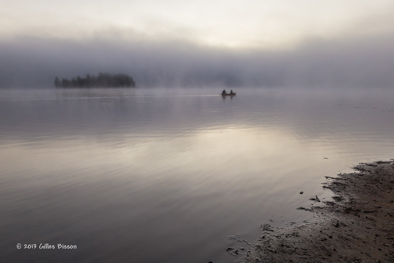 Lake of Two Rivers, Algonquin Park, Sept 27 2013, #8144, Canon 6D-1/5sec-F7.1-ISO250-LR5
