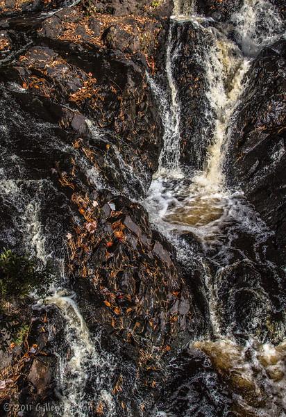 Scenic Stream, Hiawatha Highlands Conservation Area,Sault Ste Marie, October 06 2011