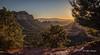 Sedona sunset, #3753, March 18 2014, Canon 6D, 1/200 F8 ISO400