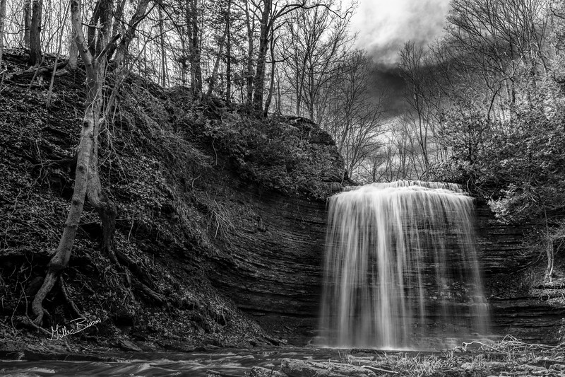 Jackson Falls , Prince Edward County,May 05 2019, Canon EOS R, .1/4 sec, F22,  ISO 125